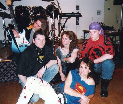 Vagabond Kiss 1996